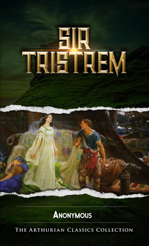 sir tristrem kindle cover