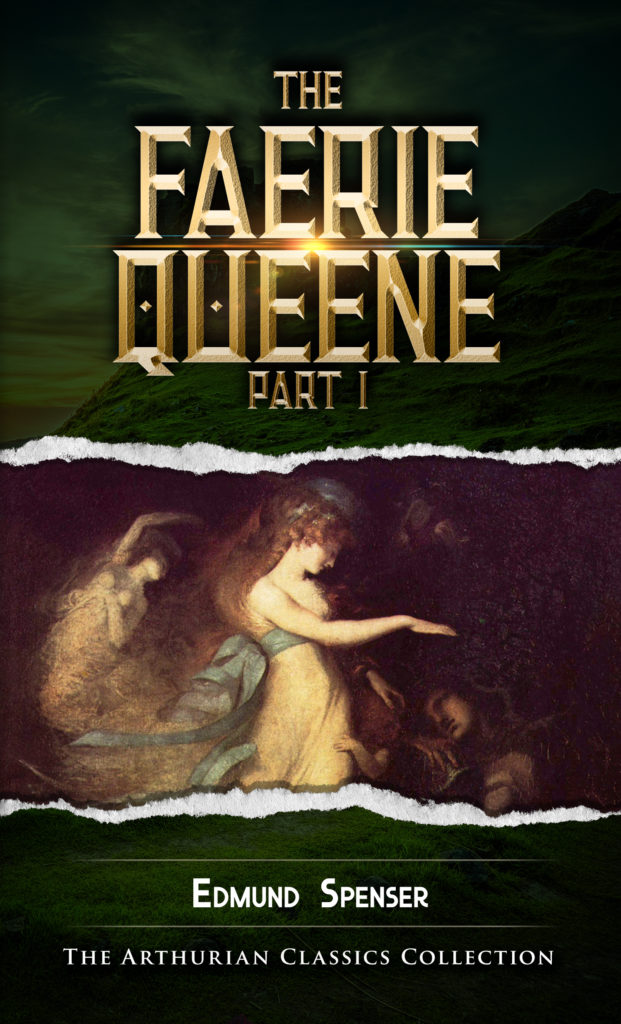 the faerie queen part 1 kindle cover