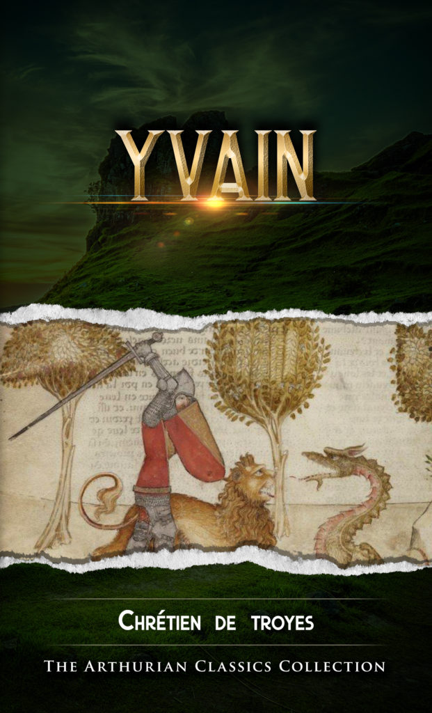 yvain kindle cover