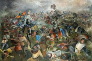 The Battle of Agned