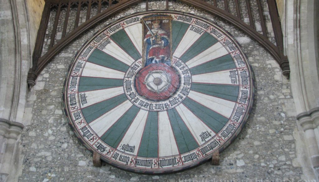The supposedly original round table