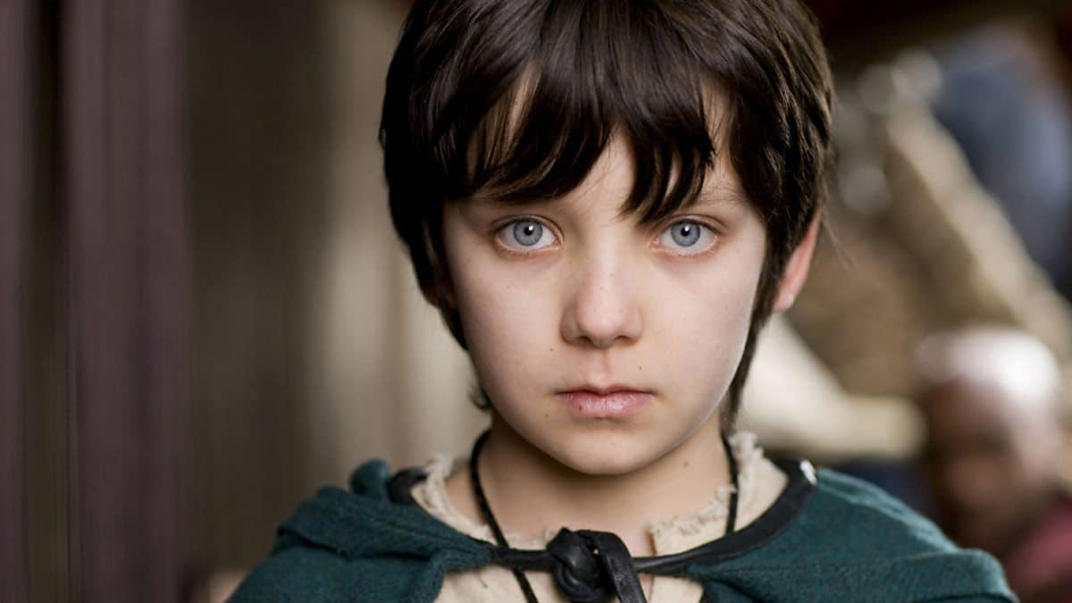 Mordred from Merlin Show