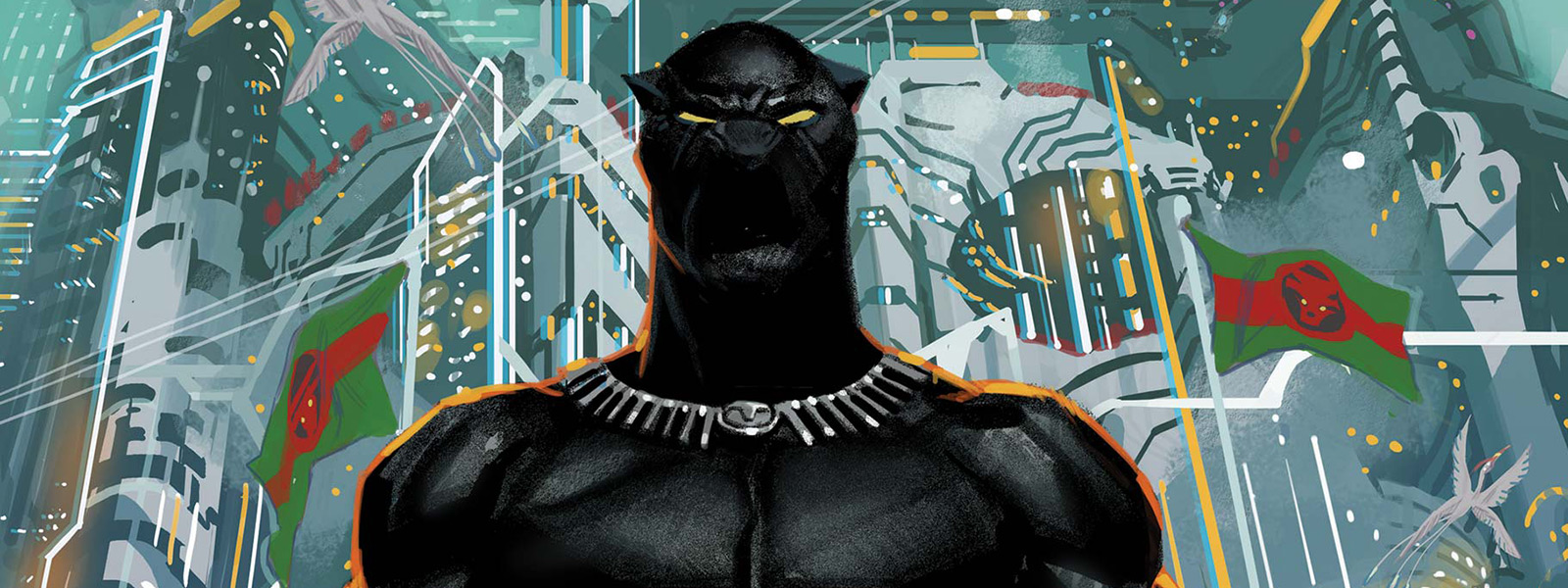 banner for black panther reading order