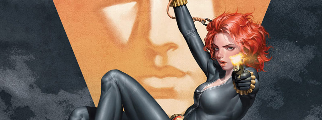 banner for Black Widow Reading Order