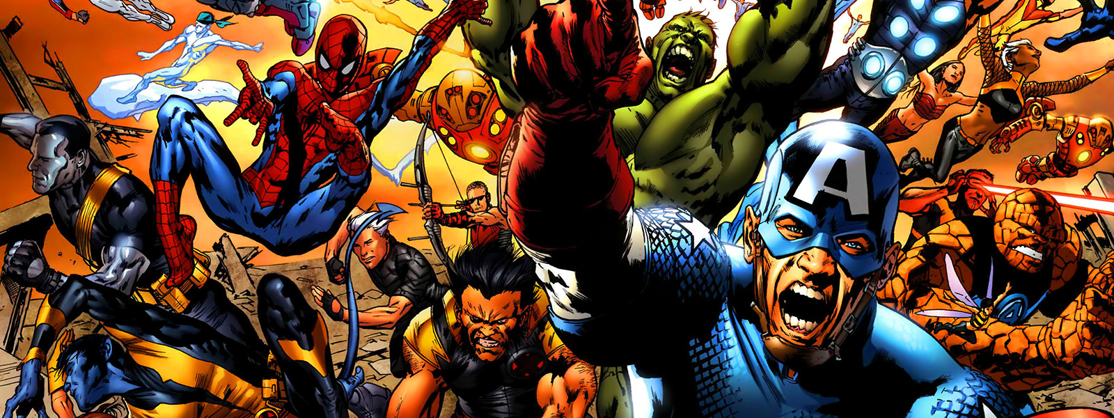 banner for marvel ultimate universe reading order