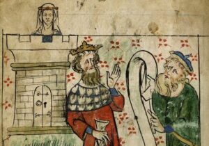 The life of Merlin by Geoffrey of Monmouth